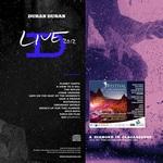 Duran Duran - A Diamond In Carcassonne (back cover)