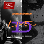 Duran Duran - A Diamond In Durham (cover)