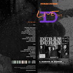 Duran Duran - A Diamond In Durham (back cover)