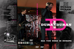 Duran Duran - All You Need Is Europe (cover)