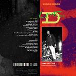 Duran Duran - Foro Italico 2012 (back cover)