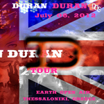 Duran Duran - Earth Open Air 2012 (cover)