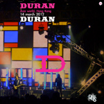Duran Duran - Asia World in Hong Kong (cover)