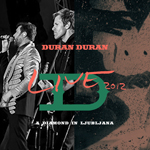 Duran Duran - A Diamond In Ljubljana (cover)