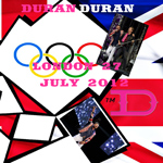 Duran Duran - Hyde Park London (cover)