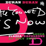Duran Duran - Piazza Napoleone Lucca (cover)