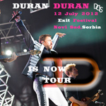 Duran Duran - Exit Festival 2012 (cover)
