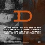 Duran Duran - A Diamond In Perth (back cover)