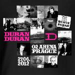 Duran Duran - Prague 2012 T-Shirt (cover)