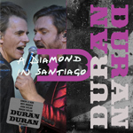 Duran Duran - A Diamond In Santiago (cover)