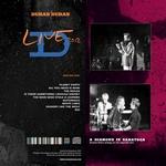 Duran Duran - A Diamond In Saratoga (1st Night) (back cover)