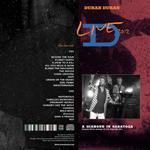 Duran Duran - A Diamond In Saratoga (back cover)