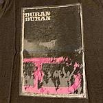 Duran Duran - VIP Diamond In The Mind T-shirt (cover)