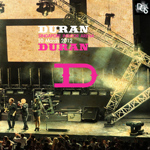 Duran Duran - Indoor Arena Singapore (cover)