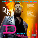 Duran Duran - The Joint Tulsa (back cover)