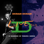 Duran Duran - A Diamond In Verona Arena (cover)