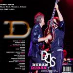 Duran Duran - Strefa Kibica Wroclaw (back cover)