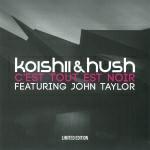 Koishii And Hush - C´est Tout Est Noir (cover)