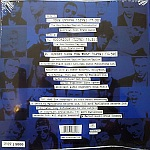 "Duran Duran - No Ordinary EP 10"" (back cover)"