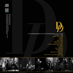 Duran Duran - ACL Live At The Moody Theater (back cover)