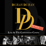 Duran Duran - Live At The Convention Centre Austin (cover)