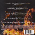 Soundtracks - The Hunger Games: Mockingjay Pt.1 (back cover)