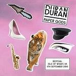 Duran Duran - Bestival 2015 (cover)
