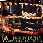 Duran Duran - Calendar 2015 (cover)