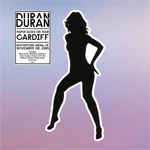 Duran Duran - paper Gods On Tour - Cardiff 2LP (cover)