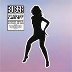 Duran Duran - paper Gods On Tour - Cardiff 2LP (cover)