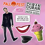 Duran Duran - Fall Fresh 102.7 Fest (cover)