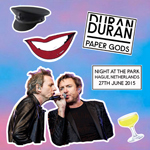 Duran Duran - Paper Gods In Hague (cover)