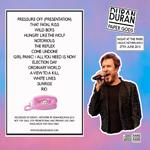 Duran Duran - Paper Gods In Hague (back cover)