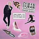 Duran Duran - Jimmy Kimmel Live! (cover)