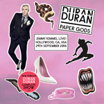 Duran Duran - Jimmy Kimmel Live! (Complete) (cover)