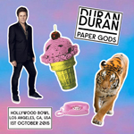 Duran Duran - Paper Gods In Los Angeles (cover)