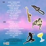 Duran Duran - Danceophobia In Leeds (back cover)