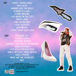 Duran Duran - Danceophobia In Manchester (back cover)