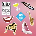 Duran Duran - MTV World Stage LP (cover)