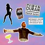 Duran Duran - Paper Gods In Bethlehem (cover)