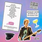 Duran Duran - Paper Gods In Bethlehem (back cover)