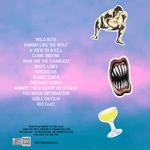 Duran Duran - Danceophobia In Newcastle (back cover)
