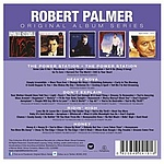 Robert Palmer - Original Album Series (back cover)