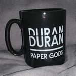 Duran Duran - Paper Gods Black Mug (back cover)