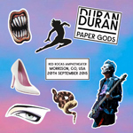 Duran Duran - Paper Gods In Red Rocks (cover)