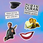 Duran Duran - Paper Gods In Barcelona (cover)