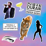 Duran Duran - Paper Gods In New York (cover)
