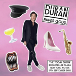 Duran Duran - Live On Today Show (cover)