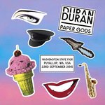 Duran Duran - Paper Gods In Washington (cover)