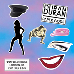 Duran Duran - Paper Gods In London (cover)